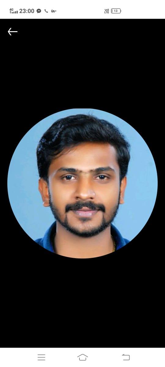 Abhijith, MET Engineer
